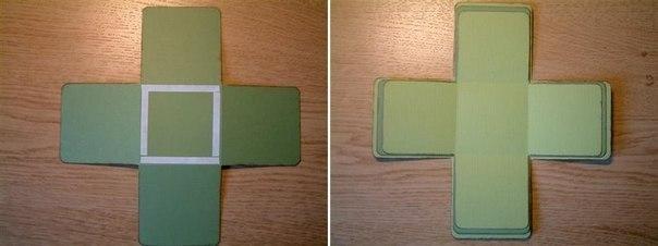 Как сделать коробочку с фотографиями своими руками