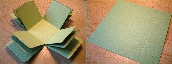 Коробочка фотоальбом